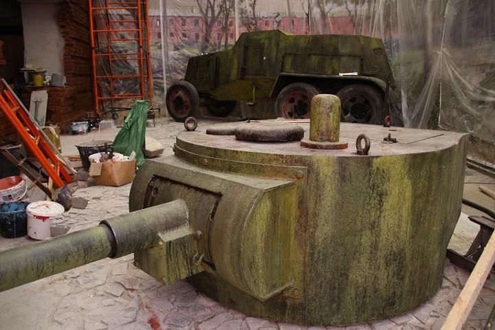 Бронемашина БА-3 и башня: которая будет на ней стоять